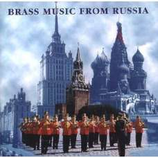 Brass Music From Russia (CD)