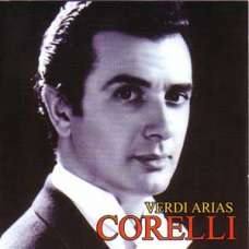 Verdi Arias - Franco Corelli (CD)