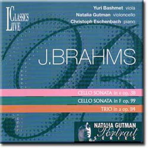 Brahms - Bashmet,Gutman,Eschenbach