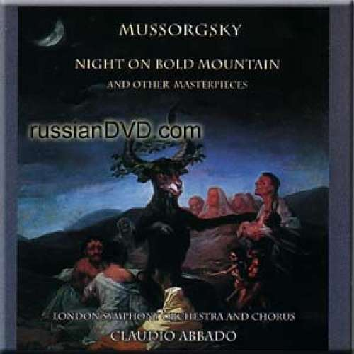 Mussorgsky: Night on bold Mountain and other masterpieces - London Symphony Orchestra