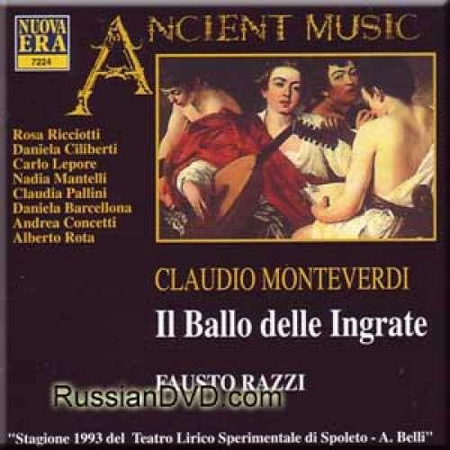 Monteverdi - Il Ballo delle Ingrate - Fausto Razzi