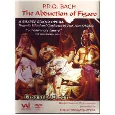 The Abduction of Figaro - P.D.Q. Bach (DVD-NTSC)