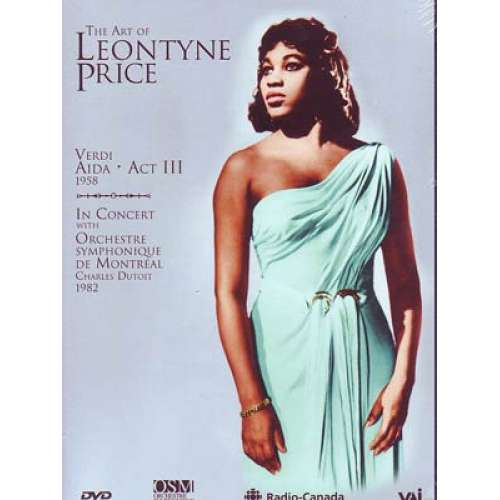 LEONTYNE PRICE: THE ART OF