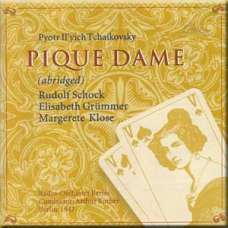 Tchaikovsky - Pique Dame - Arthur Rother (CD)