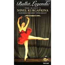 Ballet Legends: Ninel Kurgapkina