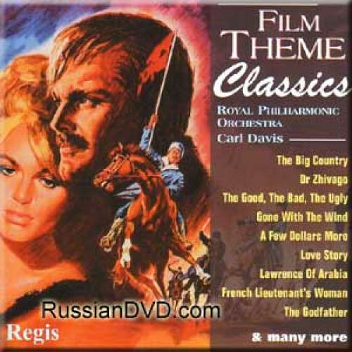 Film Theme Classics - Favourite Collection - Royal Philharmonic Orchestra,Carl Davis