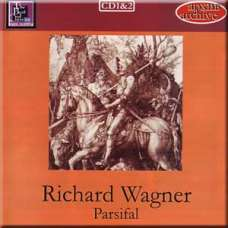 Richard Wagner - Parsifal  - George London, Josef Greindl, Ludwig Weber, Clement Krauss (CD)