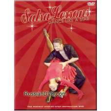 Salsa Lessons. Dance Like a Star. (DVD-PAL)