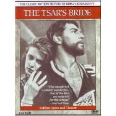 Rimsky-Korsakov - The Tsar's Bride (The Classic Motion Picture With The Bolshoi Opera) (DVD-NTSC)